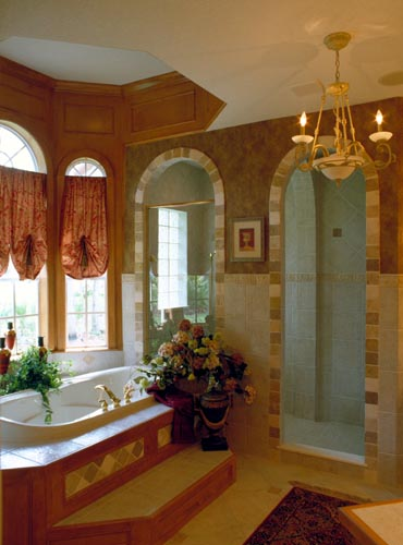 Florida, Mediterranean House Plan 63021 with 5 Beds, 4 Baths, 3 Car Garage Picture 8