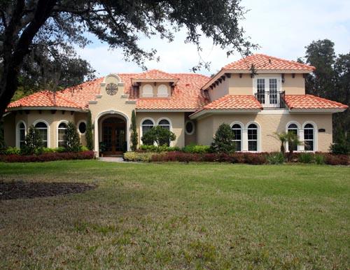 Florida, Mediterranean House Plan 63021 with 5 Beds, 4 Baths, 3 Car Garage Picture 11