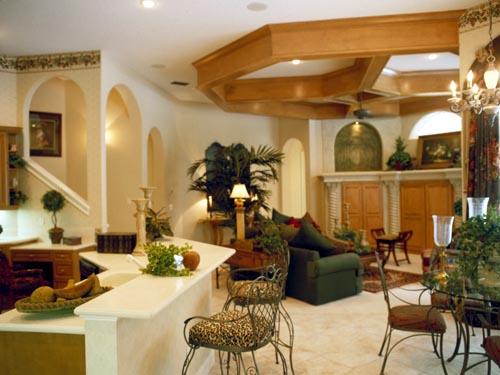 Florida, Mediterranean House Plan 63021 with 5 Beds, 4 Baths, 3 Car Garage Picture 12