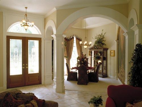 Florida, Mediterranean House Plan 63021 with 5 Beds, 4 Baths, 3 Car Garage Picture 2