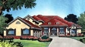 Plan Number 63023 - 3557 Square Feet