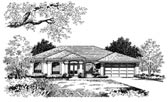 Plan Number 63027 - 1833 Square Feet
