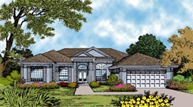 House Plan 63034