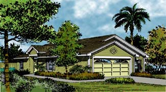 House Plan 63046