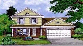 House Plan 63053