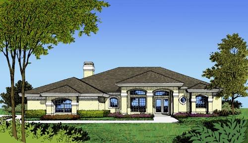 House Plan 63058