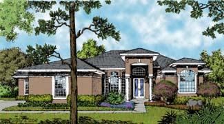 House Plan 63059