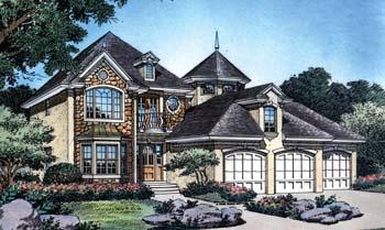 House Plan 63060