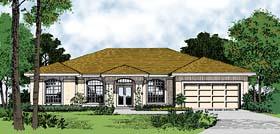 House Plan 63090