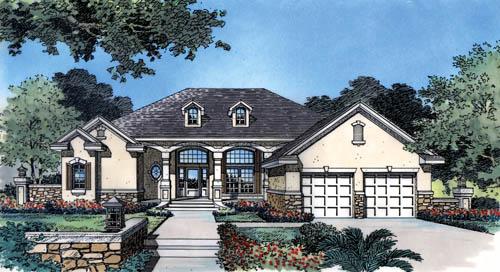 House Plan 63100