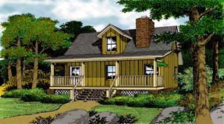 House Plan 63126