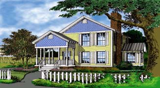 House Plan 63127