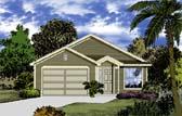 House Plan 63137