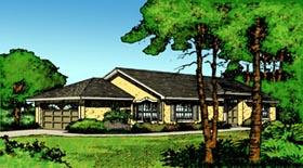 House Plan 63140