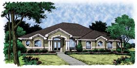 House Plan 63156