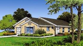House Plan 63168