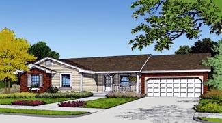 House Plan 63170