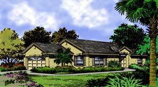 House Plan 63179