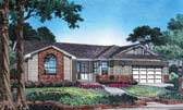 House Plan 63180