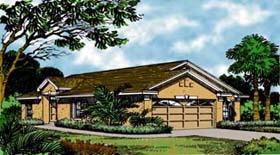 House Plan 63182