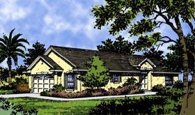 House Plan 63187