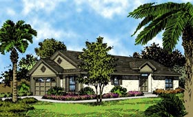House Plan 63188
