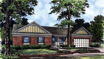 House Plan 63193