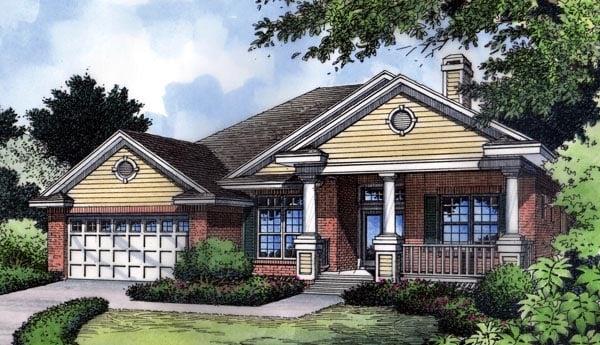 House Plan 63199