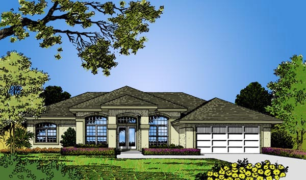 House Plan 63230