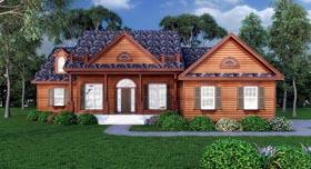 House Plan 63237