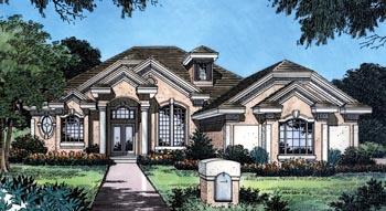 House Plan 63257