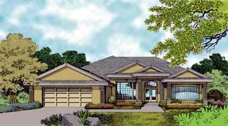 House Plan 63281