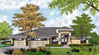 House Plan 63285