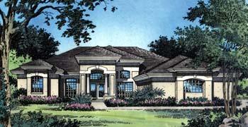 House Plan 63287