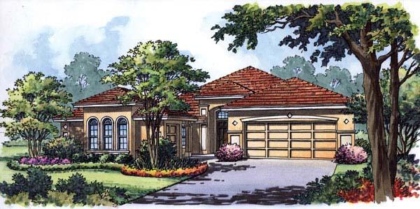 House Plan 63290