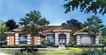 House Plan 63291
