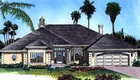 House Plan 63292