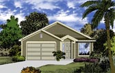 House Plan 63293