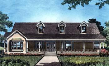 House Plan 63298