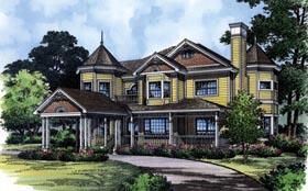 House Plan 63319