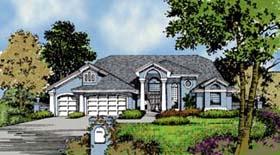 House Plan 63322