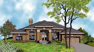 House Plan 63324