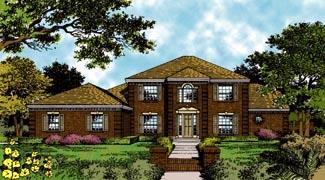House Plan 63328