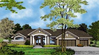 House Plan 63335
