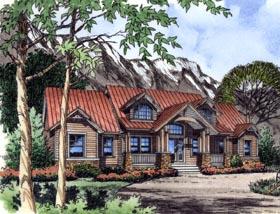 House Plan 63356