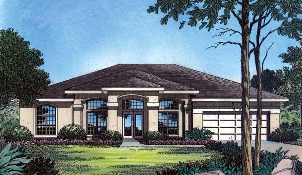 House Plan 63364