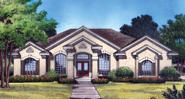 House Plan 63365