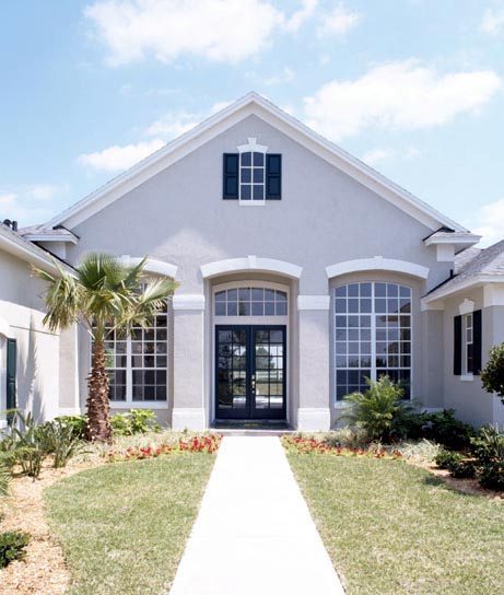 Contemporary, Florida, Mediterranean, One-Story House Plan 63369 with 4 Beds, 4 Baths, 3 Car Garage Picture 6