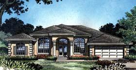 House Plan 63370