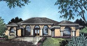 House Plan 63377